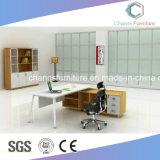 現代木の家具マネージャの机作業オフィス・コンピュータ表
