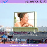 P10 Outdoor DIP346 LED Video Wall voor Advertizing 7000CD/M2