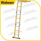 Escada Laddder Foldable comum grande Lockable da fibra de vidro de Muitipurpose