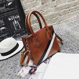Повелительницы сумок OEM с светотеневыми мешками Satchel нашивки для женщин Sy8308