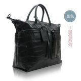 Späteste PU-Krokodil-Leder-Entwürfe der Handtaschen für Frauen