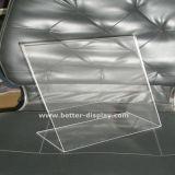 Großhandelsacrylhalter der broschüre-A5 mit Firmenzeichen (BTR-H6007)