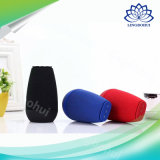 MP3 Mobile Active Stereo Mini Speaker portátil com multifunções