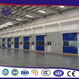 De snelle Snelle Deuren van pvc van de Hoge Prestaties van de Reparatie met de Prijs van de Fabriek