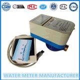 RF o tarjeta de prepago IC medidor de flujo de agua
