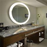 ETL одобрило установленное стеной загоранное зеркало тщеты ванной комнаты Fogless