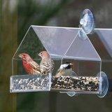Alimentadores originais do pássaro de alimentadores do pássaro de Acrylictriangle