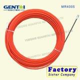 Cabo da fibra de vidro do cabo da corrente eléctrica do cabo da corrente eléctrica