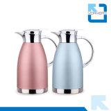 1.8L/2.3L de kleurrijke Pot van de Koffie van de Ketel van de Thee van het Water van Roestvrij staal 304 Vacuüm