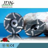 Пластмассовый заполнены наружное кольцо подшипника колеса шлифовки бетона и натурального камня