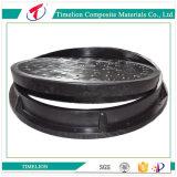 Het zwarte Riool van de Dekking van het Mangat SMC van de Kleur Samengestelde En124 D400