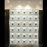 Matriz quente do folheado da venda da telha da parede do mosaico do escudo da pérola