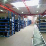 Estantería de acero para trabajos de tipo medio del estante Q235 para el almacenaje del almacén