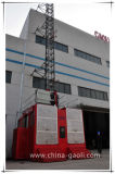 Gaoli 믿을 수 있는 질 Sc200 건물 엘리베이터 또는 건축 호이스트