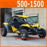 2 lugares 500cc 4X4 off Road Pedal Go Kart