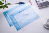 Dokumenten-Beutel der Datei-A4 mit Taste