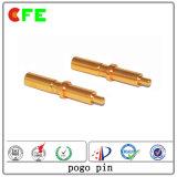 太陽シミュレーターのための糸のPogo Pin電池のばねの接触Pin