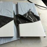 Techo falso de la tira linear de aluminio de C con colorido