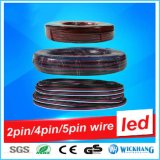 Cavo del connettore del collegare di estensione di 4 Pin RGB per gli indicatori luminosi di striscia di RGB LED