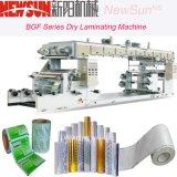 Máquina seca de nylon de la laminación Bgf-800