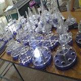 Acrylflaschen-Wein-Bildschirmanzeige-Regal Btr-D2017