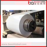 El color de PPGI/PPGL Ral cubrió la bobina de acero galvanizada
