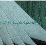 Mobilier en PVC de haute qualité Tissu canapé en cuir artificiel