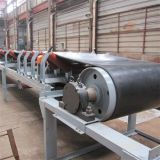 China Conveyor Idler Pulley Steel Conveyor Idler Frame