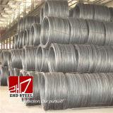 Prezzo laminato a caldo del Rod del filo di acciaio di ASTM SAE1006 5.5mm