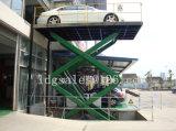 Stationäre hydraulische Scissor Auto-Aufzug (SJG2-3.3)
