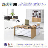 Mesa de escritório de melamina moderna na China Mobília de madeira (D1613 #)
