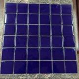 Il prezzo poco costoso Blcak colora i mosaici di ceramica