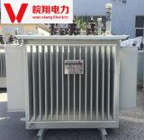 De Transformator van het voltage/Transformator In drie stadia/Olie Ondergedompelde Transformator
