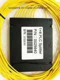Gpon Telecommunication 1X8 plástico Box Divisor del PLC