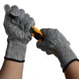 Nuovo Hppe e guanto di nylon del lavoro di sicurezza di Anti-Taglio