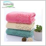 Algodón impreso mano cara algodón cara toalla