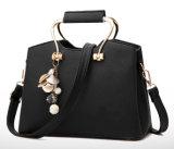 Sacchetto di mano di cuoio delle borse delle donne dell'unità di elaborazione di stile di modo