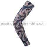 Gefälschte Nylontätowierung Sleeves kühle Arm-Hülsen