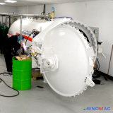1000X1500mm 세륨 승인되는 증기 난방 고무 Vulcanizating 오토클레이브