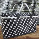 알루미늄 손잡이와 공단 거품을%s 가진 방수 열 절연제 Basketry