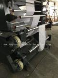 Tipo económico impresora de la pila de papel flexográfica
