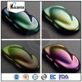 Pigmento di colore della vernice del bicromato di potassio del Chameleon del pigmento della perla di Kolortek