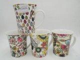 Commercio all'ingrosso tazza di caffè di ceramica dalle 10 once da vendere