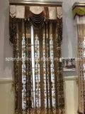 La tela casera Windows del uso ciega persianas de la cortina