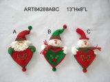 Украшение Санта рождества и шлем Gift-2sst снеговика
