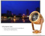Proiettore di alto potere LED di IP65 3W con per il giardino