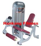 La ginnastica e la strumentazione di ginnastica, costruzione di corpo, concentrazione del martello, hanno messo la pressa a sedere del piedino (HP-3018)