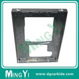 DIN Alta precisión la localización de los conjuntos de bloque de aluminio
