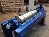 물 처리를 위한 Lw250*900 수평한 유형 나선 출력 침전 경사기