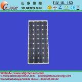 poli comitato di energia solare di 18V 140W-155W con tolleranza positiva